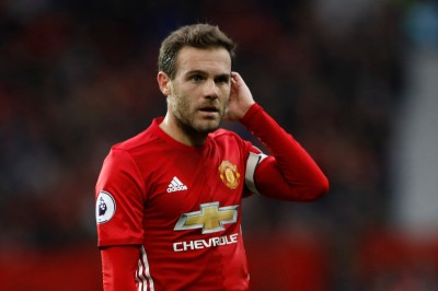 Manchester United and Spain international Juan Mata captains the team